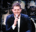 Buble Gets Crazy In Melbourne