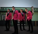 The Homegrown Motown Kings Of Vegas Human Nature