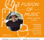 Fusion of Music For March!!